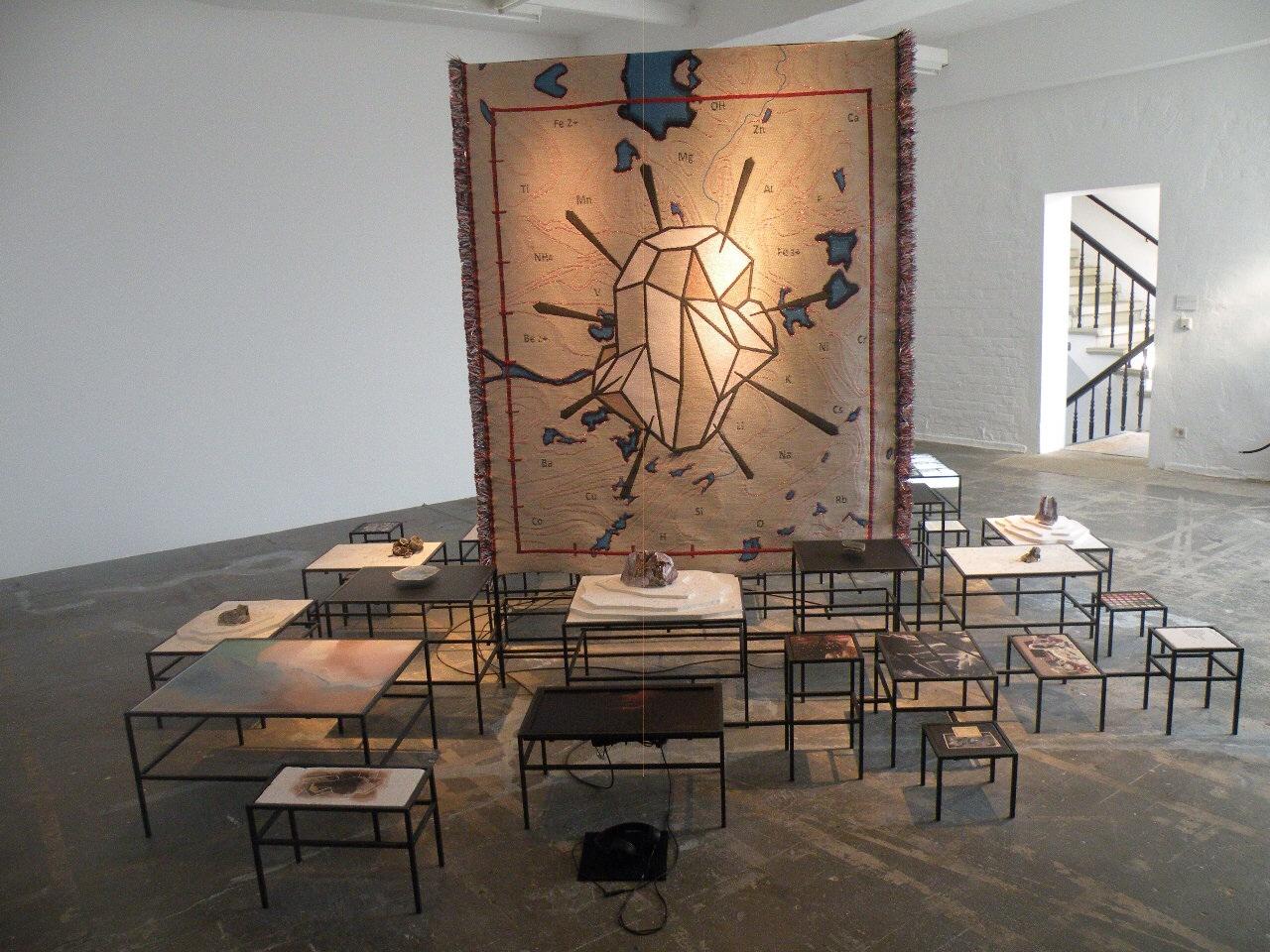 8e berlijn bi nnale voor hedendaagse kunst onzekopthee - Hedendaagse fontein ...